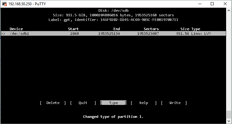 Criando e adicionando storage LVM-Thin no Proxmox - 2W Consultoria